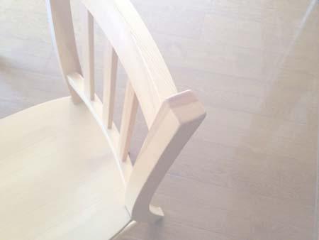 窒息のセルフレスキュー:椅子を使ったハイムリック法(腹部突き上げ法)