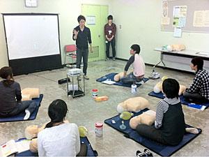 BLSヘルスケアプロバイダーコースatBLS-AED.net横浜