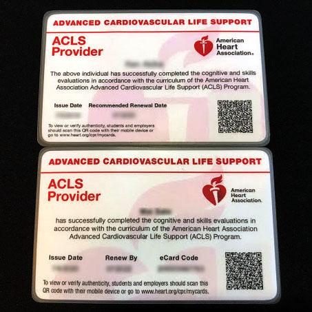 AHA-US-eCardのデザインがマイナーチェンジしました
